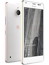 Microsoft Lumia 850 – технические характеристики