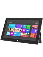 Microsoft Surface – технические характеристики