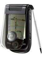 Motorola A1600 – технические характеристики