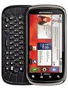 Motorola Cliq 2 – технические характеристики