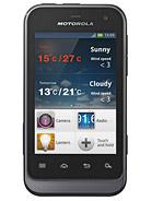 Motorola Defy Mini XT320 – технические характеристики