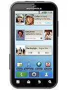 Motorola DEFY – технические характеристики