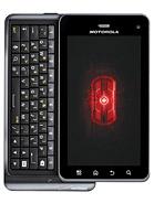 Motorola DROID 3 – технические характеристики