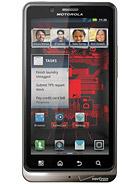 Motorola DROID BIONIC XT875 – технические характеристики