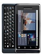 Motorola MILESTONE 2 – технические характеристики