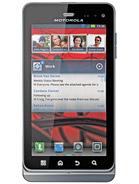 Motorola MILESTONE 3 XT860 – технические характеристики