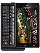 Motorola Milestone XT883 – технические характеристики