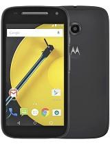 Motorola Moto E (2nd gen) – технические характеристики