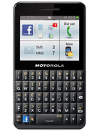 Motorola Motokey Social – технические характеристики