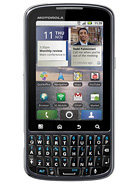 Motorola PRO – технические характеристики