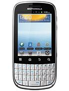 Motorola SPICE Key XT317 – технические характеристики