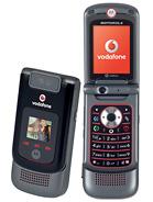 Motorola V1100 – технические характеристики