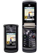 Motorola RAZR2 V9x – технические характеристики