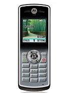Motorola W177 – технические характеристики