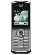 Motorola W181 – технические характеристики