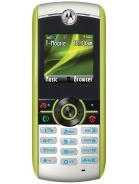 Motorola W233 Renew – технические характеристики