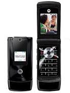 Motorola W490 – технические характеристики