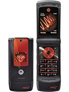 Motorola ROKR W5 – технические характеристики