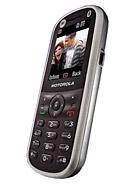 Motorola WX288 – технические характеристики