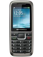 Motorola WX306 – технические характеристики
