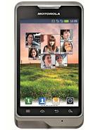 Motorola XT390 – технические характеристики