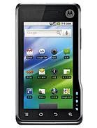 Motorola XT701 – технические характеристики