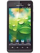 Motorola XT928 – технические характеристики