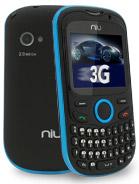 NIU Pana 3G TV N206 – технические характеристики