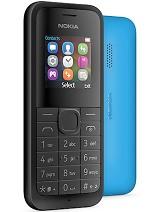 Nokia 105 (2015) – технические характеристики
