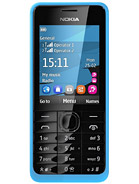 Nokia 301 – технические характеристики