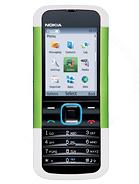 Nokia 5000 – технические характеристики