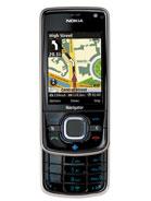 Nokia 6210 Navigator – технические характеристики