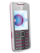 Nokia 7210 Supernova – технические характеристики