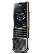Nokia 8800 Carbon Arte – технические характеристики