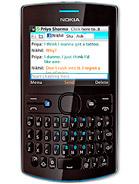 Nokia Asha 205 – технические характеристики
