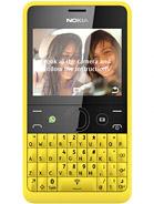 Nokia Asha 210 – технические характеристики