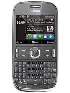 Nokia Asha 302 – технические характеристики