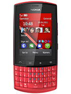 Nokia Asha 303 – технические характеристики