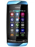 Nokia Asha 305 – технические характеристики