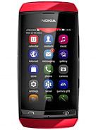 Nokia Asha 306 – технические характеристики