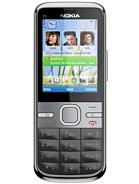 Nokia C5 5MP – технические характеристики