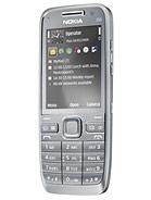 Nokia E52 – технические характеристики