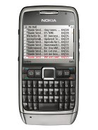 Nokia E71 – технические характеристики