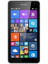 Microsoft Lumia 535 Dual SIM – технические характеристики