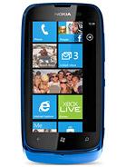 Nokia Lumia 610 – технические характеристики