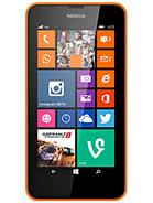 Nokia Lumia 635 – технические характеристики