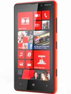 Nokia Lumia 820 – технические характеристики