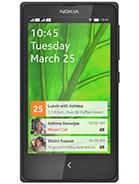 Nokia X+ – технические характеристики