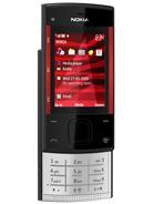 Nokia X3 – технические характеристики