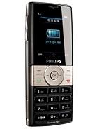 Philips Xenium 9@9k – технические характеристики